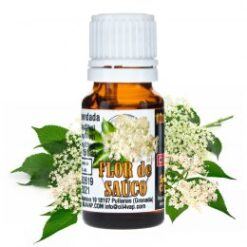 aroma flor de sauco ml oil vap