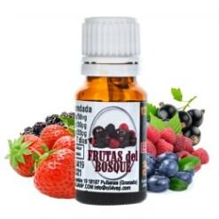 aroma frutas del bosque pg free ml oil vap