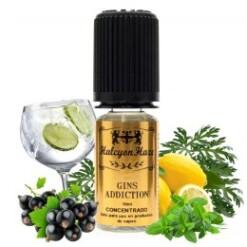 aroma gins addiction halcyon haze