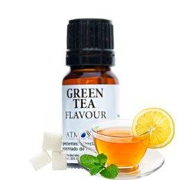 aroma green tea te verde atmos lab