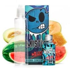 aroma melon n straw mistiq flava
