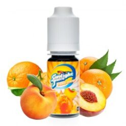 aroma peach orange sunlight juice