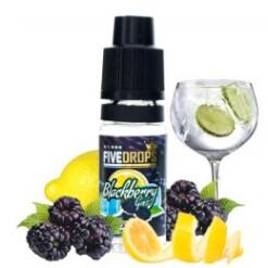 blackberrys gins five drops