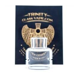 campana competition para warrior trinity glass work