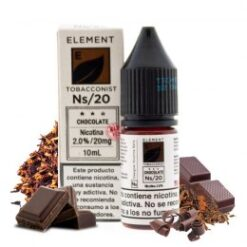 chocolate tobacco element e liquid