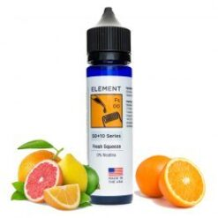 fresh squeeze element e liquid