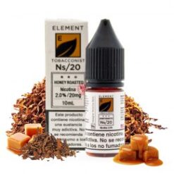 honey roasted tobacco element e liquid