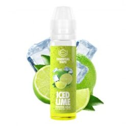iced lime essential vape