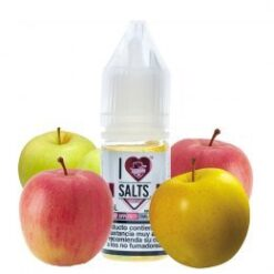 juicy apples i love salts by mad hatter