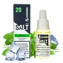menthol hangsen nic salt