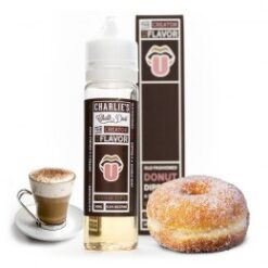 old fashioned donut charlie s chalk dust