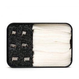 pack resistencias con algodon ready box coil master