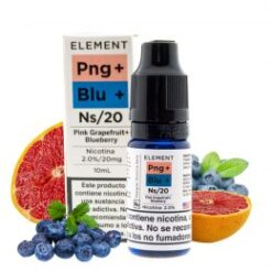 pink grapefruit blueberry element e liquid