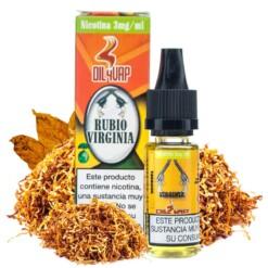 Tabaco Rubio Virginia 10ml - Oil4Vap