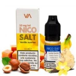 vanilla sunrise nico salt by innovation flavours