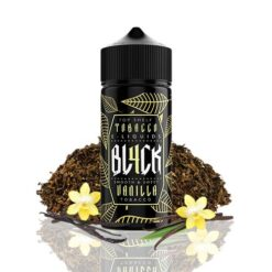 BL4CK Vanilla Tobacco 100ml (Shortfill)
