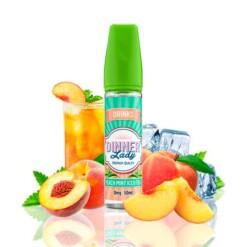 Dinner Lady Drinks Peach Mint Iced Tea 50ml (Shortfill)