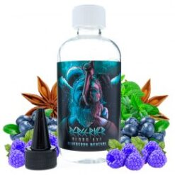 blueberry menthol ml berserker blood axe by joe s juice