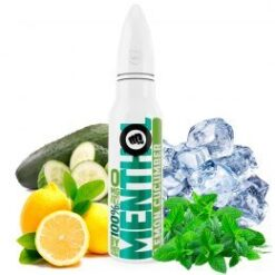 Lemon Cucumber 50ml - Riot Squad 100% Menthol