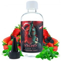strawberry sauce ml berserker blood axe by joe s juice