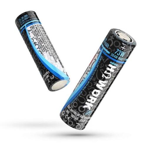 bateria hohm work mah a