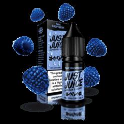 just juice blue raspberry