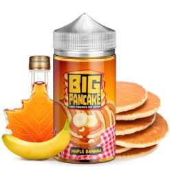 Maple Banana 200ml - Big Pancake by 3B Juice