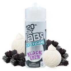 black chew ml uk labs ice cream