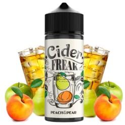 peach pear ml cider freak