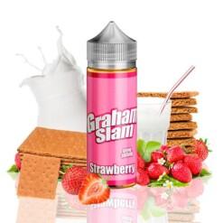 the mamasan graham slam strawberry ml shortfill