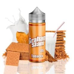the mamasan graham slam tobacco ml shortfill