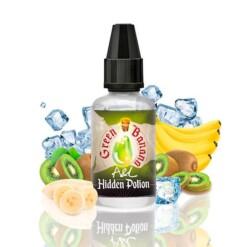 a amp l aroma hidden potion green banana ml