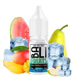 pear mango guava ice ml bali fruits salts by kings crest