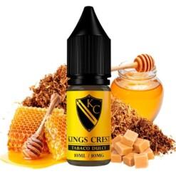 tabaco dulce ml kings crest salts