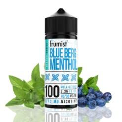 frumist menthol series blueberg menthol ml
