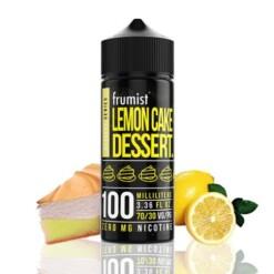 frumist dessert series lemon cake dessert ml
