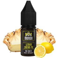 lemon cream pie ml mondo nic salts