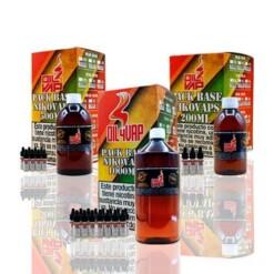 Base 50PG/50VG Pack - Oil4Vap