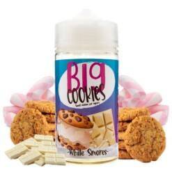 white smores ml big cookies by b juice