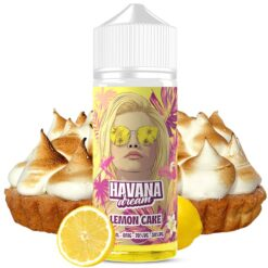 Lemon Cake Havana Dream
