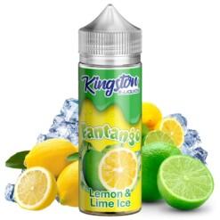 lemon lime ice ml kingston e liquids