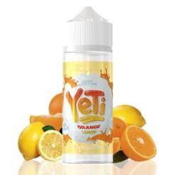 Yeti Ice Cold Orange Lemon