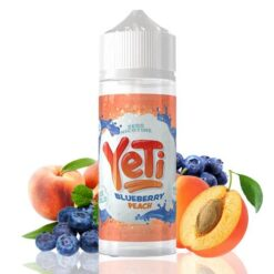 Yeti Ice Cold Blueberry Peach