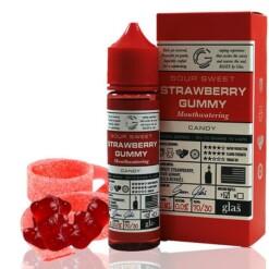Glas Basix Series Candy Sweet Sour Strawberry Gummy