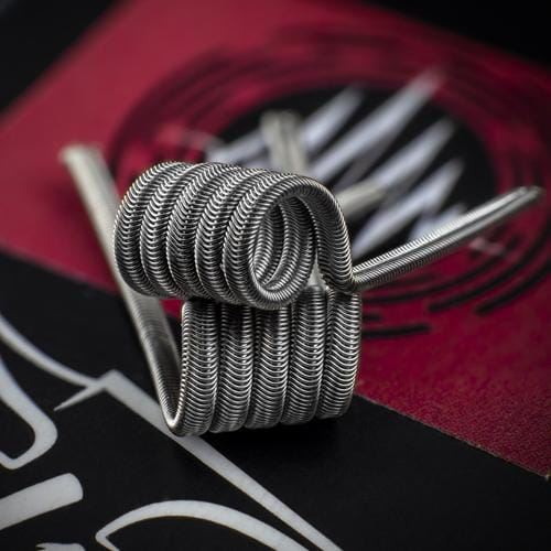 charro coils dual the forge rampage ohm pack
