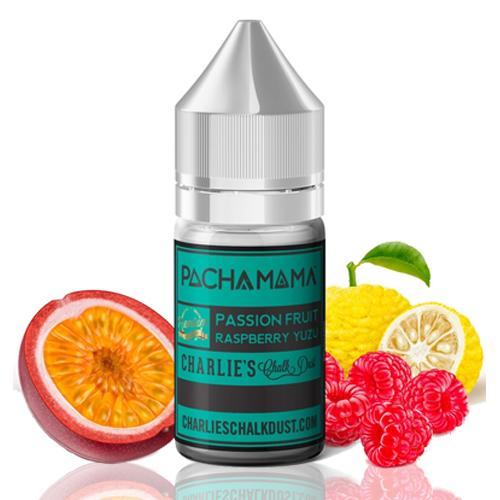 Aroma Passion Fruit Raspberry Yuzu 30ml Pachamama