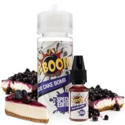 Aroma Blue Cake Bomb + bote 120ml - K-Boom