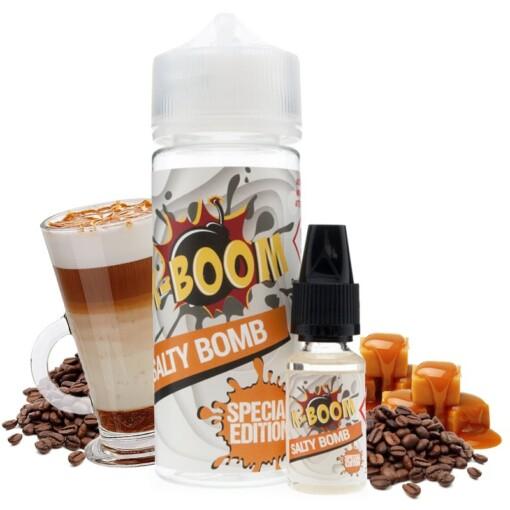 Aroma Salty Bomb + bote 120ml - K-Boom