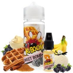 Aroma Sweet Bomb 10ml + bote 120ml - K-Boom