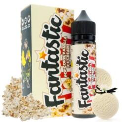 Popcorn Vanilla Ice Cream Fantastic